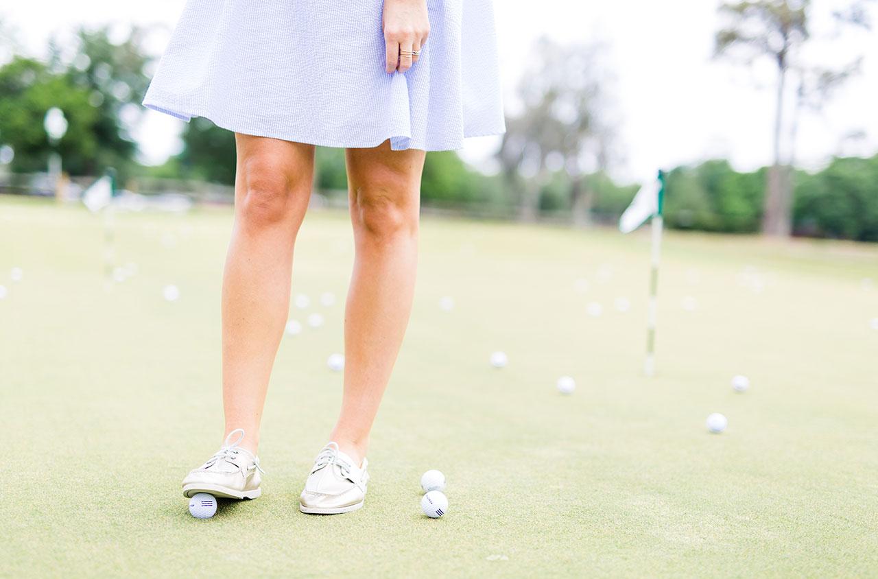 Které hodinky budou nejlépe sedět k vašemu golfovému outfitu