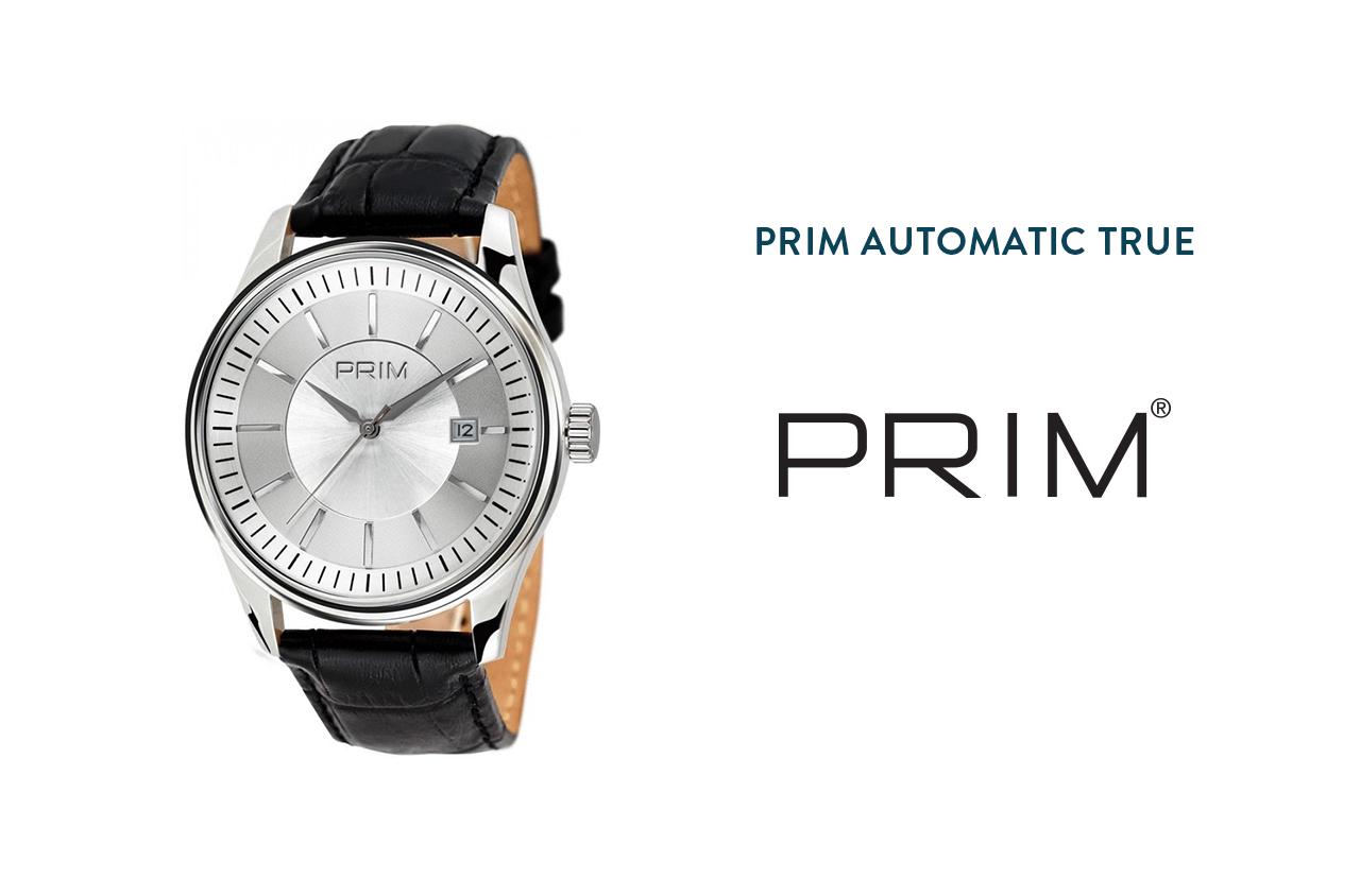 Hodinky Prim Automatic True