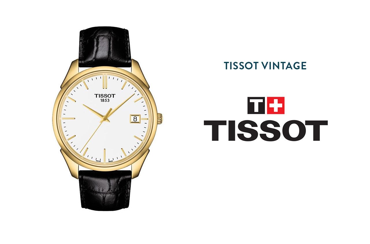 Hodinky Tissot Vintage