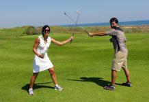Kontroverzní golfová témata