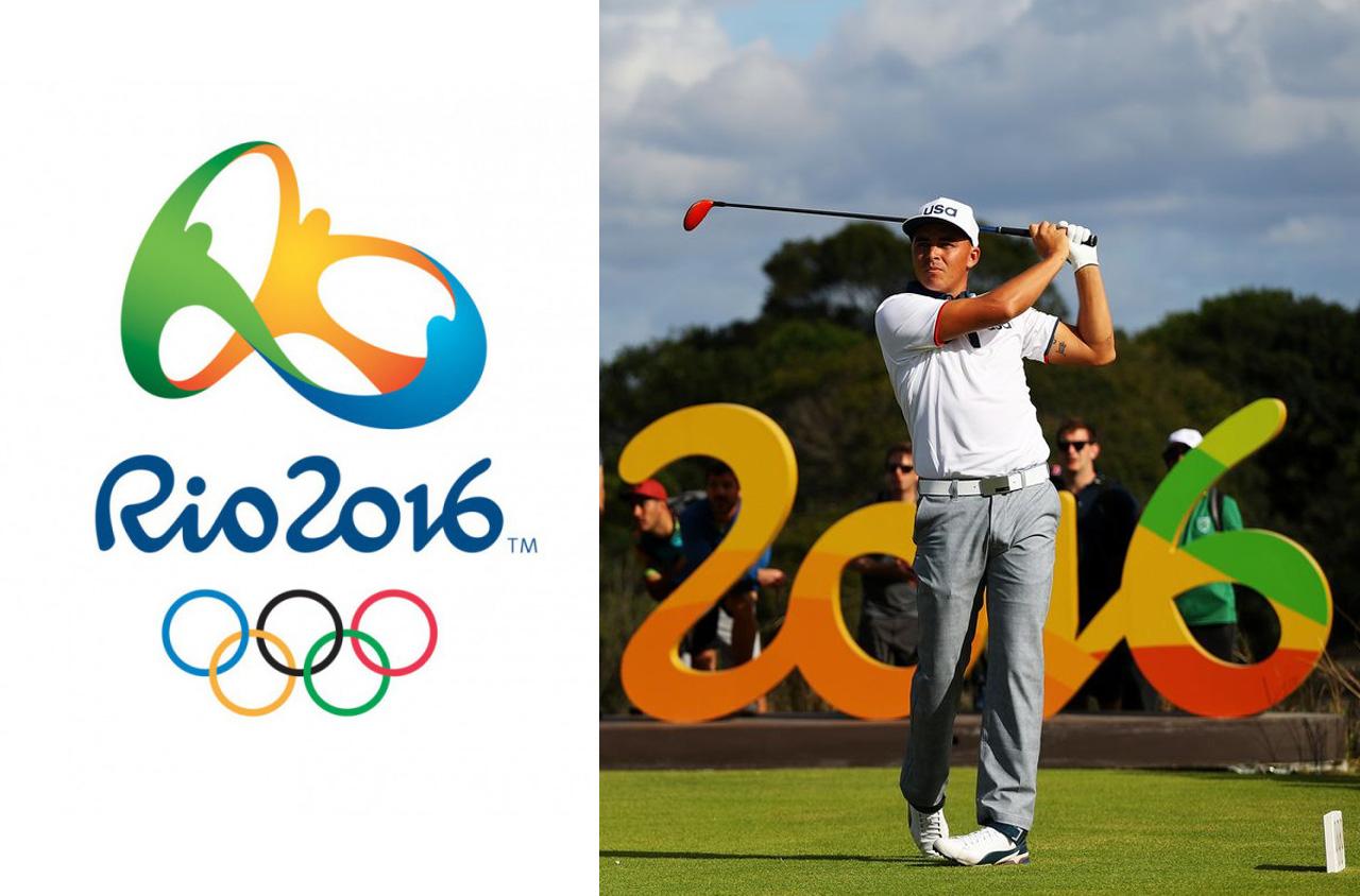 Golf a olympijské hry