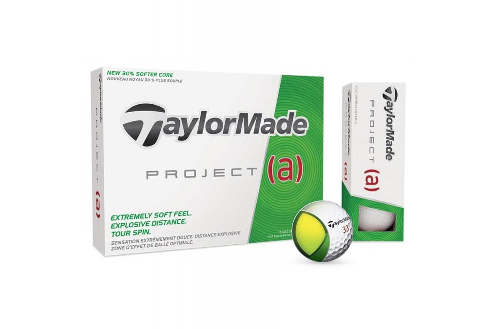 Golfové míčky TaylorMade Project (a)