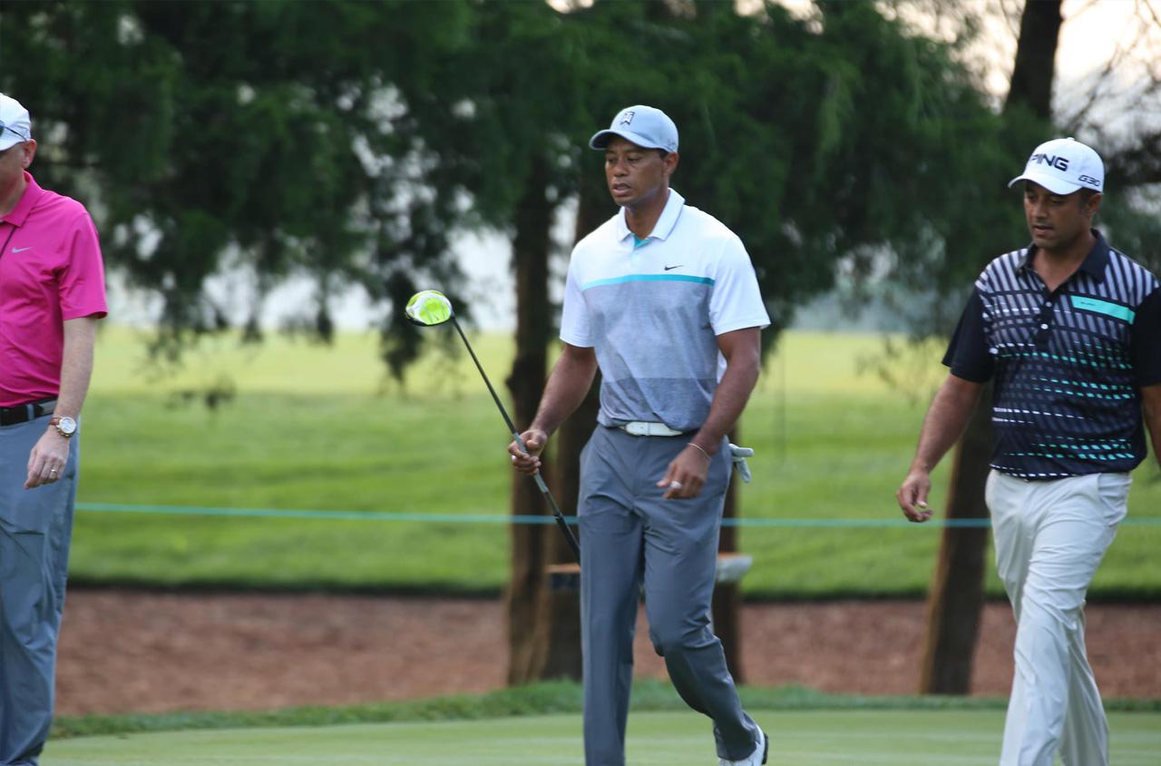 Návrat Tigera Woodse