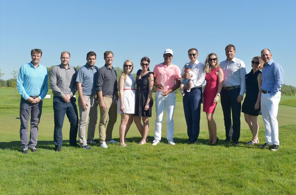 Golfový turnaj D+D real czech challenge 2018