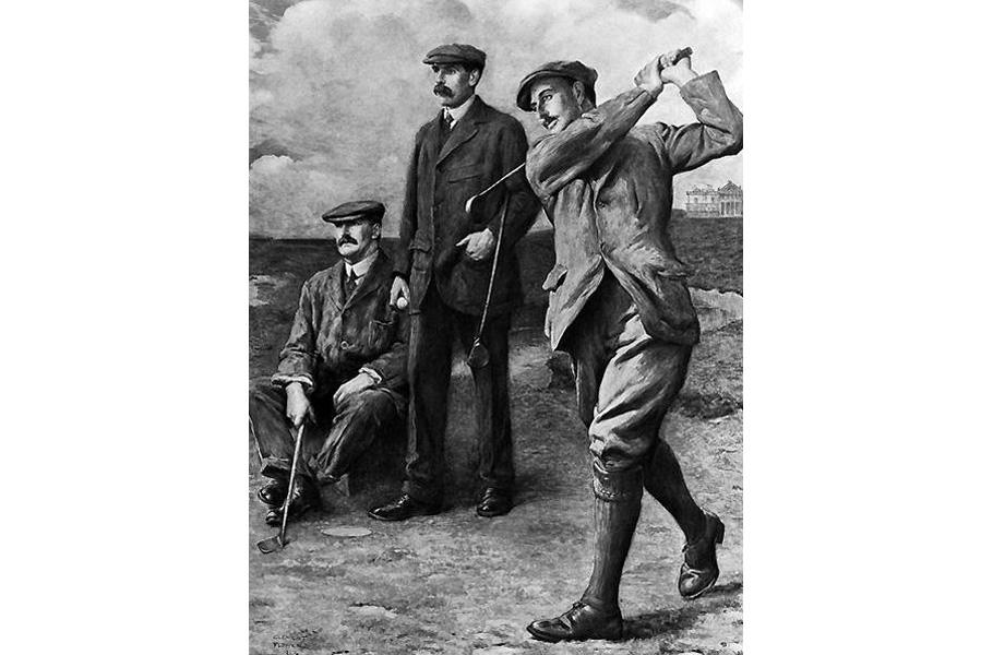 Jak se obléci na golf 1900