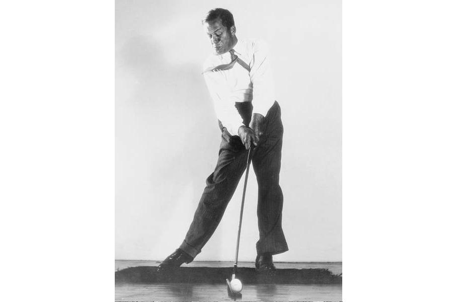 Jak se obléci na golf 1930
