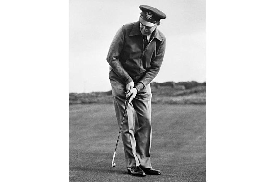Jak se obléci na golf 1940
