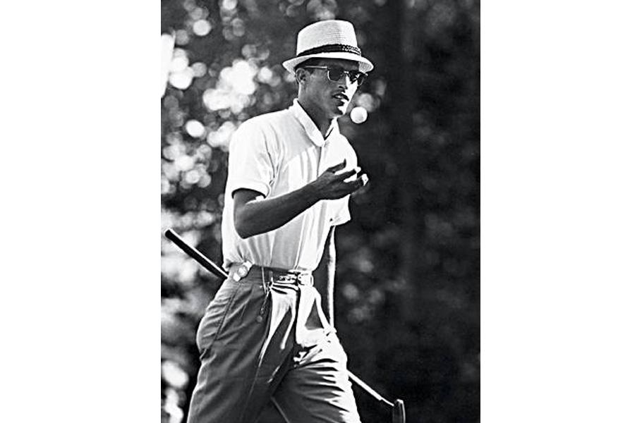 Jak se obléci na golf 1960