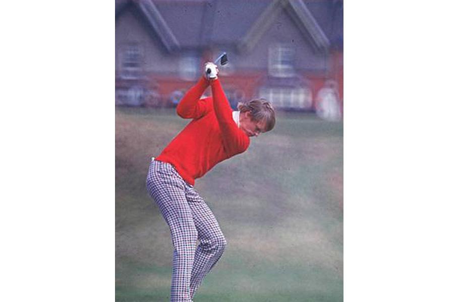 Jak se obléci na golf 1970