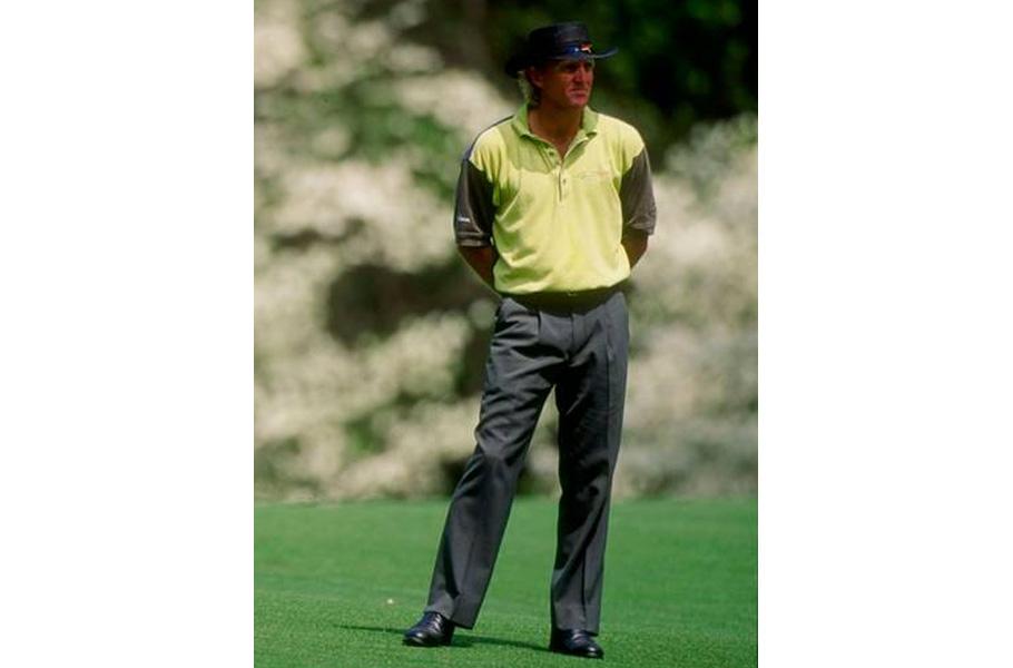 Jak se obléci na golf 1980