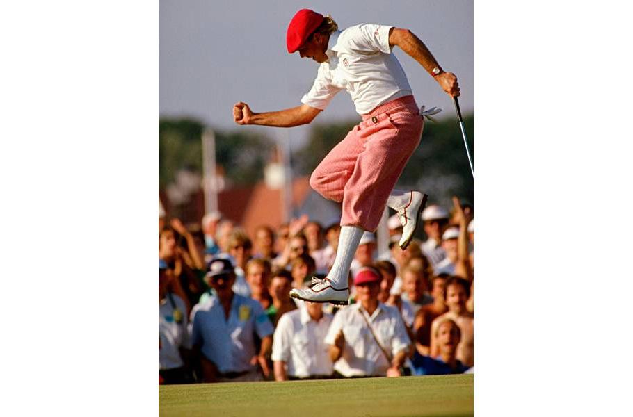 Jak se obléci na golf 1990