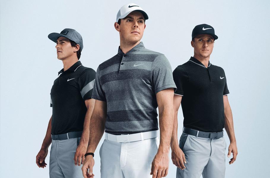 Jak se obléci na golf 2000 až současnost