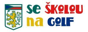 Logo projektu Se školou na golf
