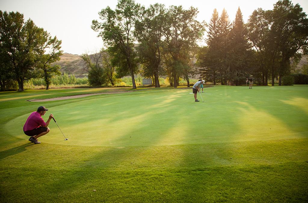 Pravidla golfové hry scramble